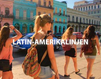 Latin-Amerikalinjen