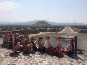 Pyramider i Mexico