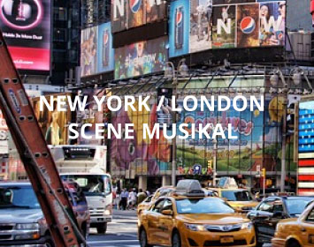Musikal New York / London