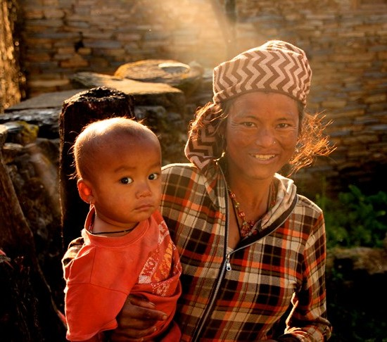 Åsane folkehøgskole i Nepal