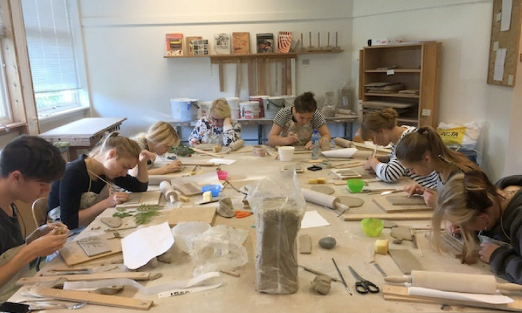 keramikkarbeid
